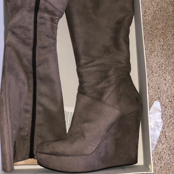 Dee keller Shoes - Tall wedge boots